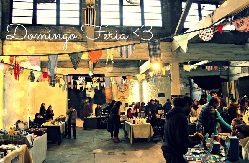 Domingo Feria. Un sin fin de variedades.