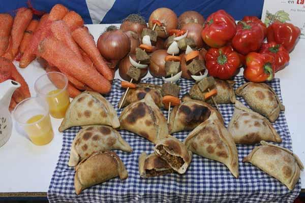 comidas típicas chilenas
