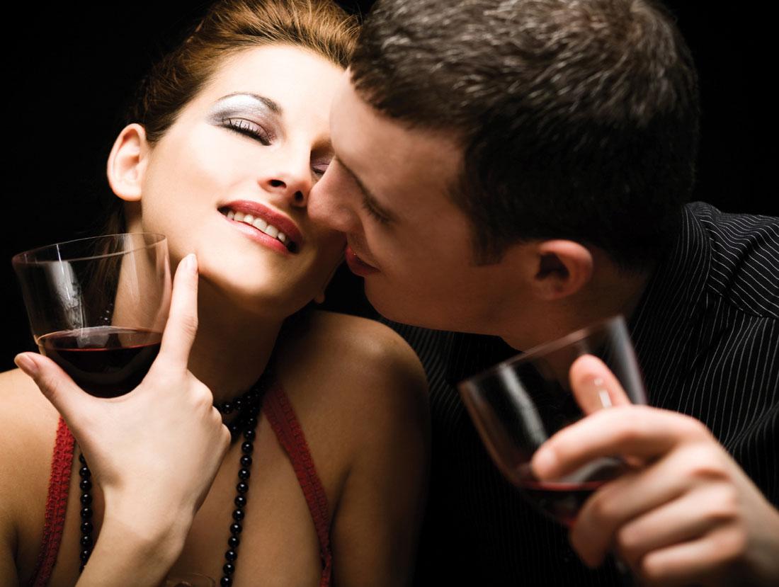 Comparte a solas con tú novio.