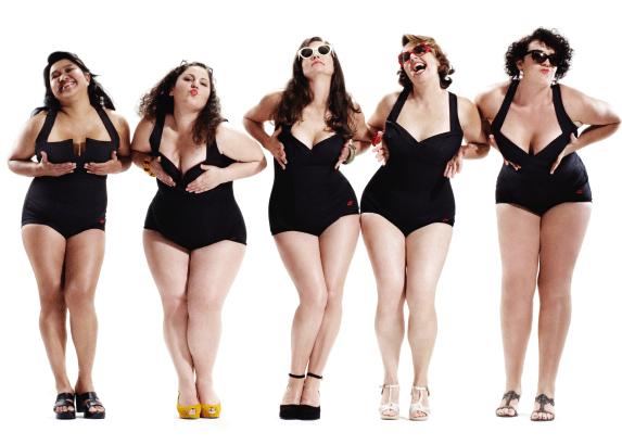 gorditas-felices-bikini