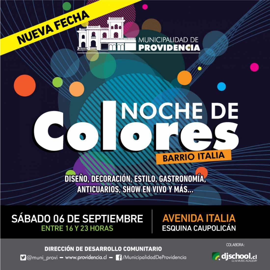 """""""Noche de colores"""""""
