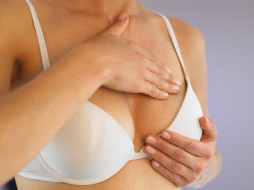Picazón en los senos