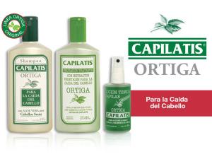 Capilatis es una solución efectiva para combatir la caída del cabelloo