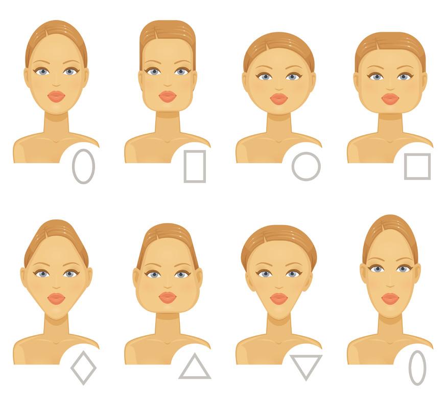 ¿Qué tipo de rostro tienes?, tu personalidad puede depender de eso