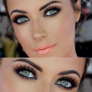 maquillaje-para-ojos-claros