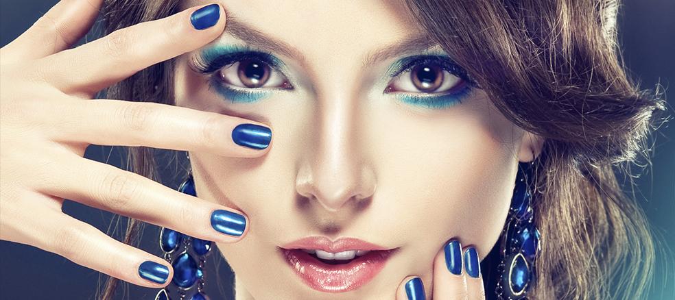 Acá tienes todas las técnicas para un maquillaje profesional en casa